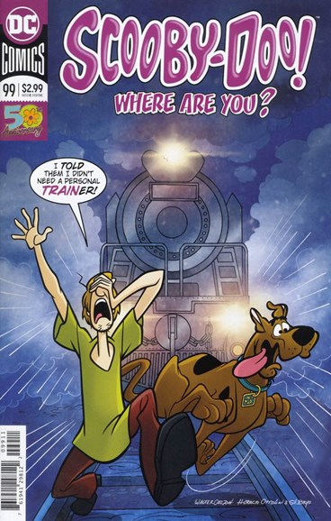 Scooby Doo, Where Are You? Cover - 8/1/2019