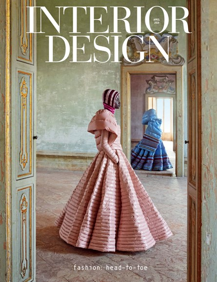 Interior Design Cover - 4/1/2019