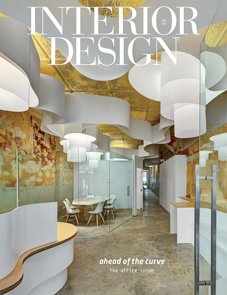 Interior Design Cover - 5/1/2019