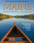 Maine Boats, Homes & Harbors Magazine 5/1/2019