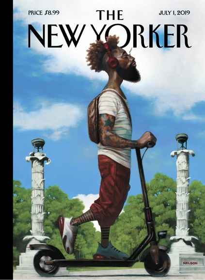The New Yorker Cover - 7/1/2019