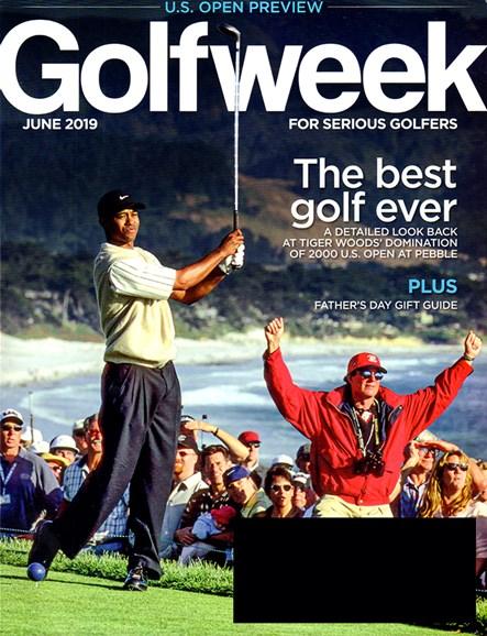 Golfweek Cover - 6/1/2019