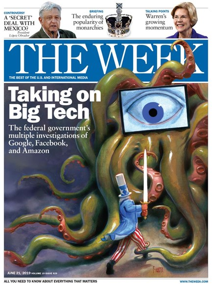 The Week Cover - 6/21/2019