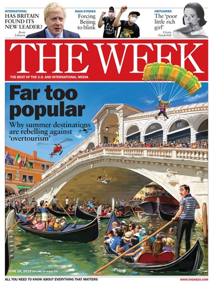 The Week Cover - 6/28/2019