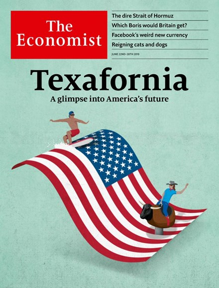 The Economist Cover - 6/22/2019
