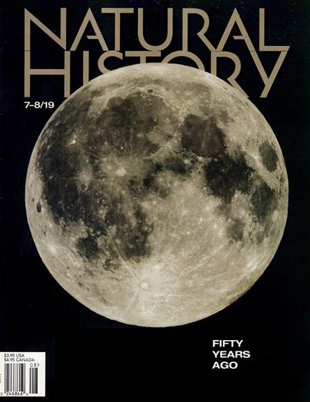 Natural History Cover - 7/1/2019