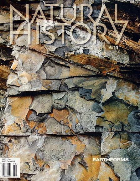 Natural History Cover - 6/1/2019