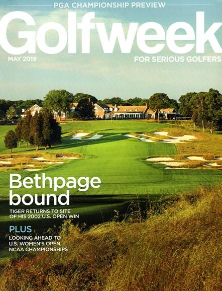 Golfweek Cover - 5/1/2019