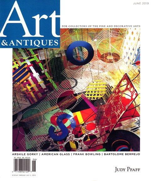 Art & Antiques Cover - 6/1/2019
