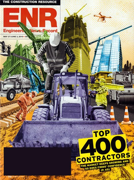 Engineering News Record Cover - 5/27/2019