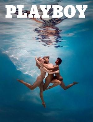 Playboy Magazine   6/1/2019 Cover