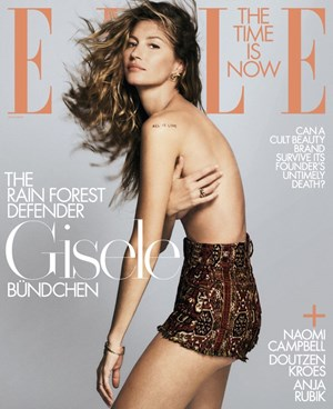 ELLE Magazine | 7/2019 Cover