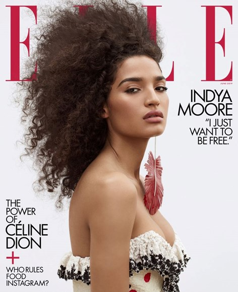 ELLE Cover - 6/1/2019