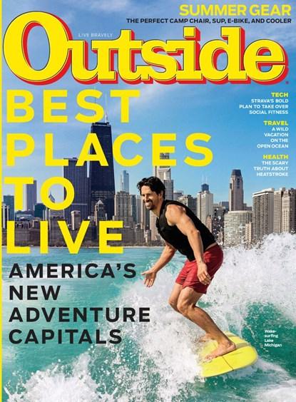 Outside Magazine | 7/2019 Cover