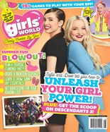 Girls' World | 8/2019 Cover