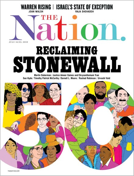 The Nation Cover - 7/15/2019