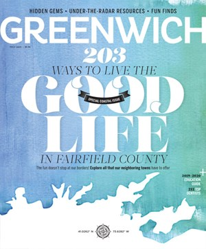 Greenwich Magazine | 7/2019 Cover