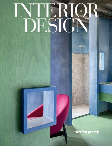 Interior Design Cover - 6/1/2019