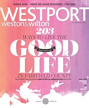 Westport Magazine   7/2019 Cover