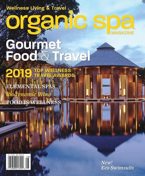 Organic Spa Cover - 8/1/2019