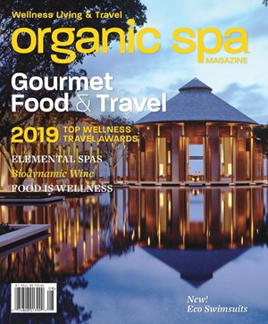 Organic Spa Magazine | 8/2019 Cover