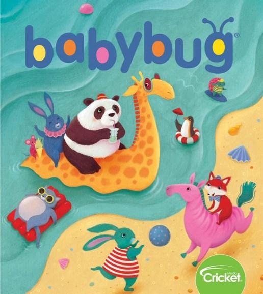 Babybug Cover - 7/1/2019