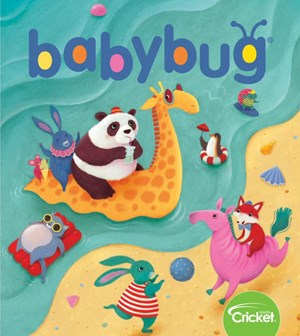 Babybug Magazine | 7/2019 Cover