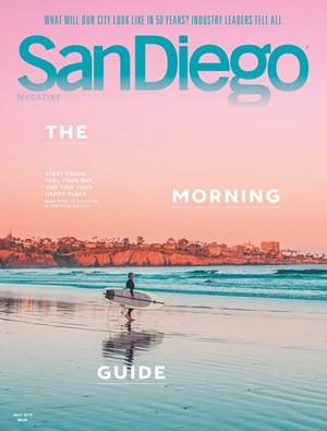 San Diego Magazine | 7/2019 Cover