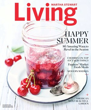Martha Stewart Living | 7/1/2019 Cover