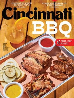Cincinnati Magazine   7/2019 Cover