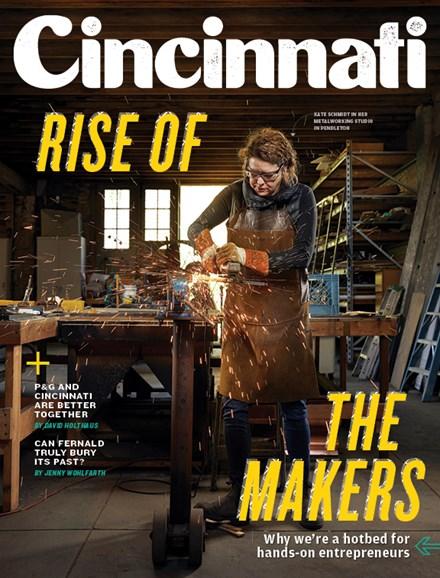 Cincinnati Cover - 6/1/2019