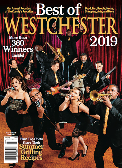 Westchester Magazine Cover - 7/1/2019