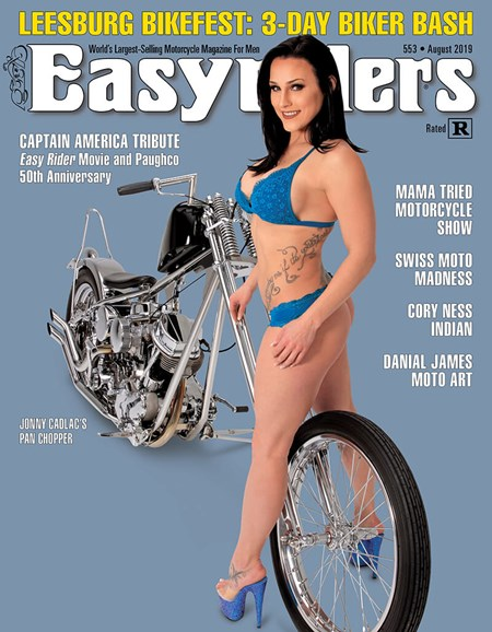 Easyriders Cover - 8/1/2019