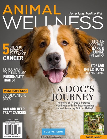 Animal Wellness Cover - 6/1/2019