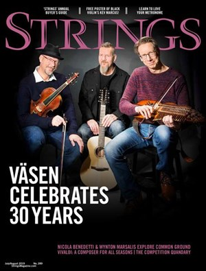 Strings Magazine | 7/2019 Cover