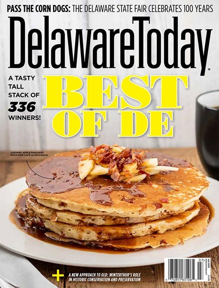 Delaware Today Cover - 7/1/2019