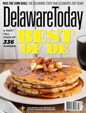 Delaware Today Magazine | 7/2019 Cover