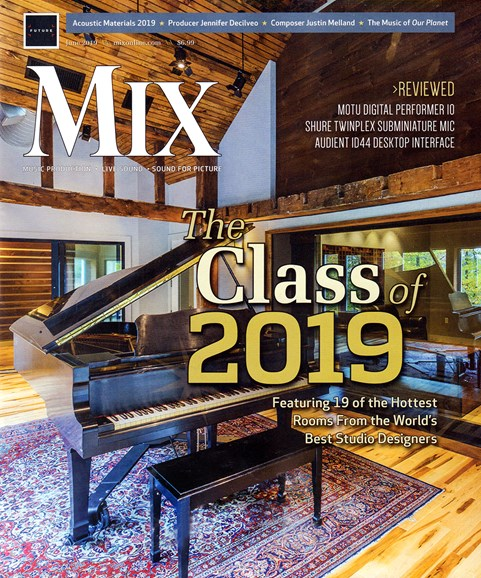 Mix Cover - 6/1/2019