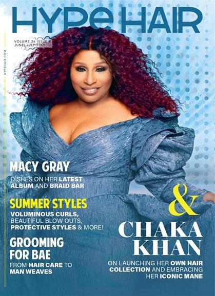 Hype Hair Cover - 6/1/2019