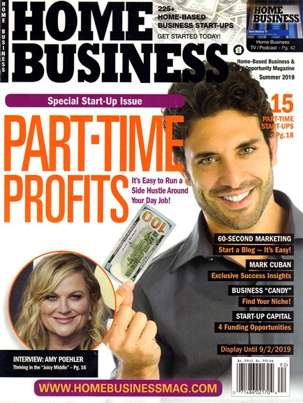 Home Business Magazine Cover - 6/1/2019