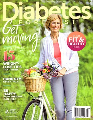 Diabetes Forecast Magazine | 7/2019 Cover