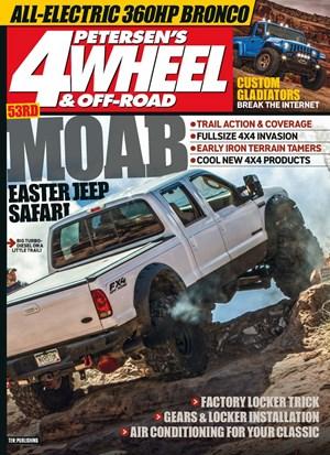4 Wheel & Off-Road Magazine | 9/2019 Cover