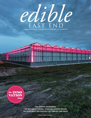 Edible East End Magazine | 6/1/2019 Cover