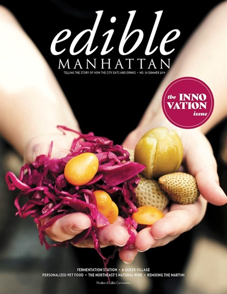 Edible Manhattan Cover - 6/1/2019