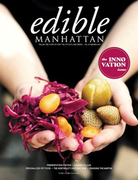 Edible Manhattan Magazine | 6/1/2019 Cover