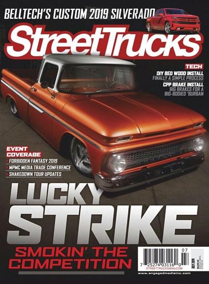 Street Trucks Cover - 7/1/2019