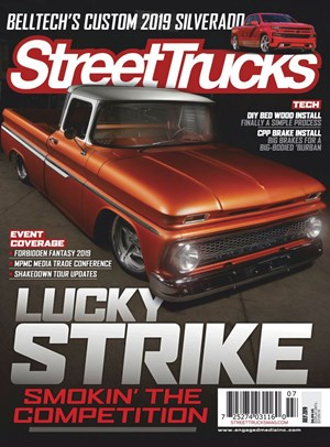 Street Trucks Magazine | 7/2019 Cover