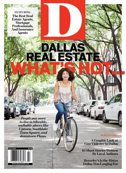 D Magazine Cover - 7/1/2019