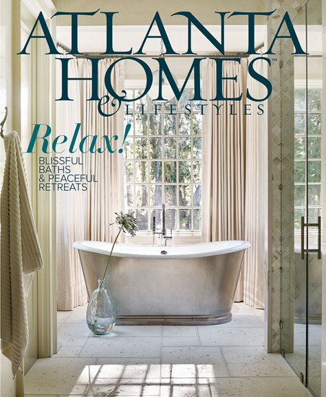 Atlanta Homes & Lifestyles Cover - 7/1/2019