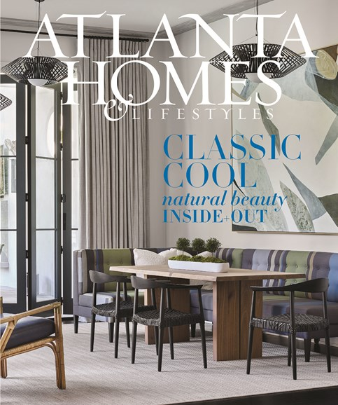 Atlanta Homes & Lifestyles Cover - 6/1/2019